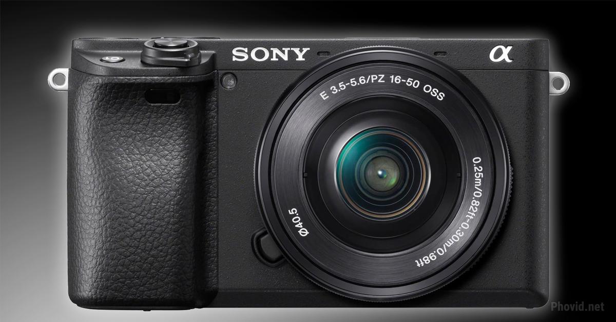Jaunums vlogeru cienītājiem: Sony A6400 kamera