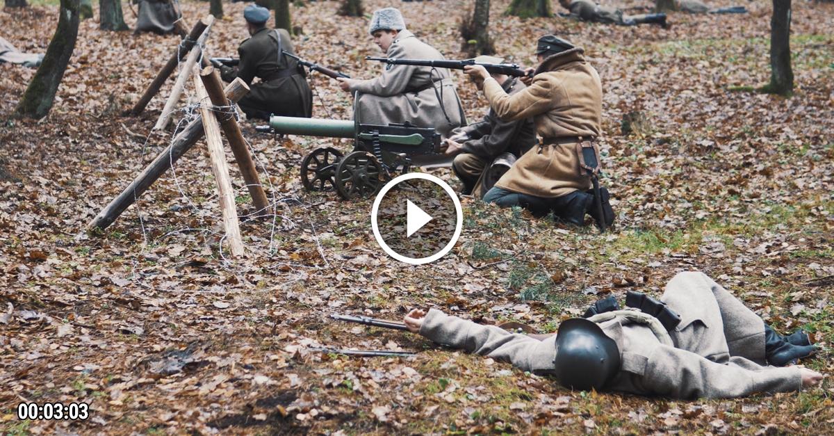 Video: Bermontiāde Jaunmārupē 10.11.018